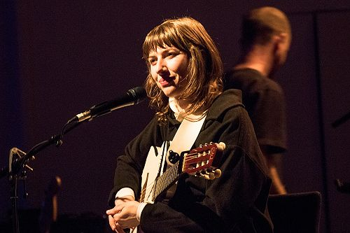Aldous Harding with special guest Martin Phillipps