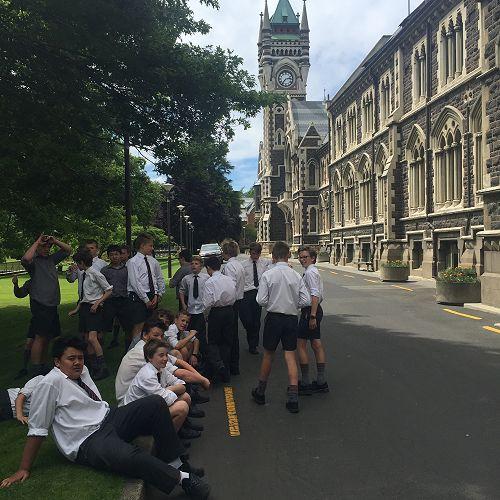 Exploring the University