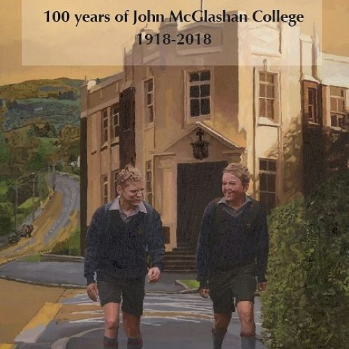 An Educated Man - 100 years of John McGlashan College 1918 - 2018