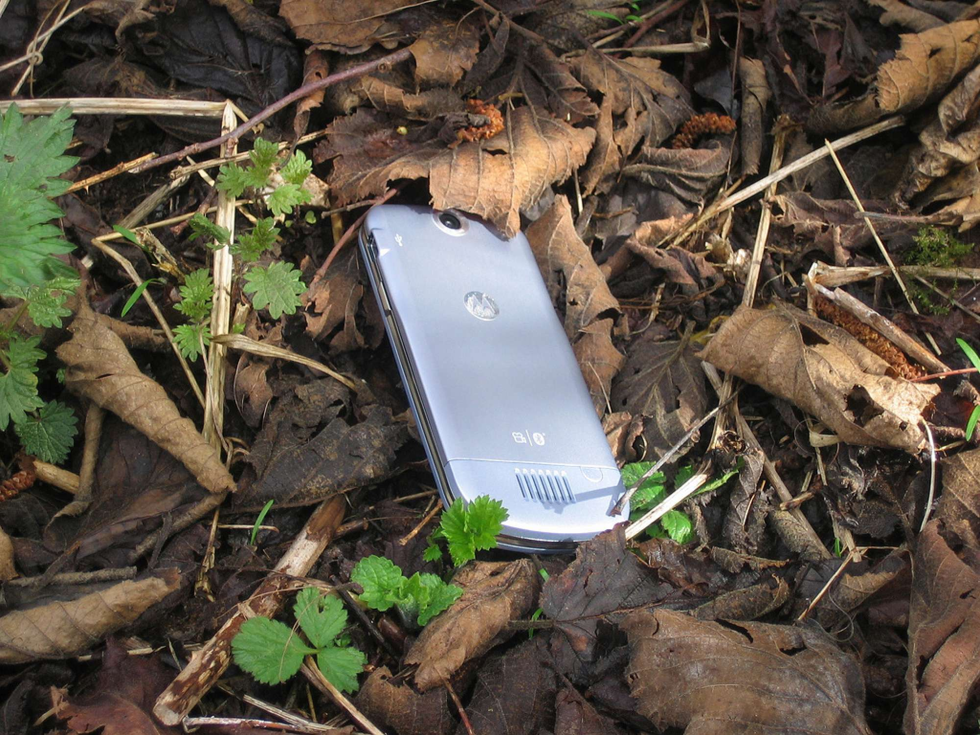 Lost Phone - courtesy of Peter Burka:https://creativecommons.org/licenses/by-sa/2.0/