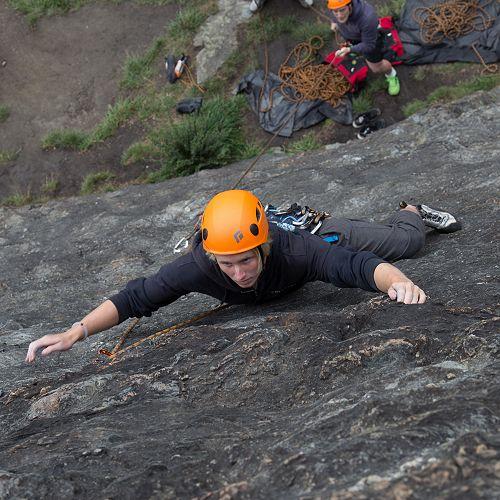 Yr 13 Outdoor Ed Wanaka Climbing Camp
