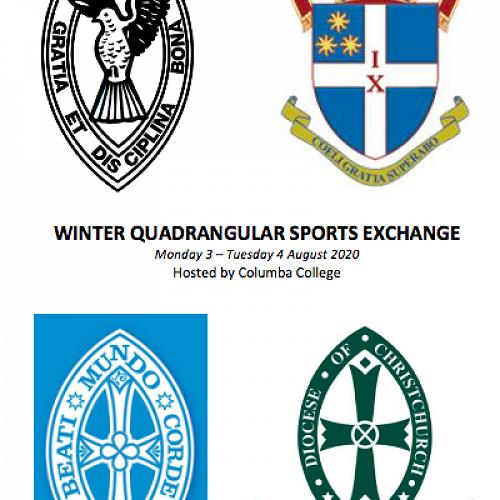 Annual QUAD Exchange