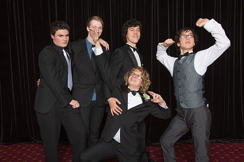 Formal - Silly photo