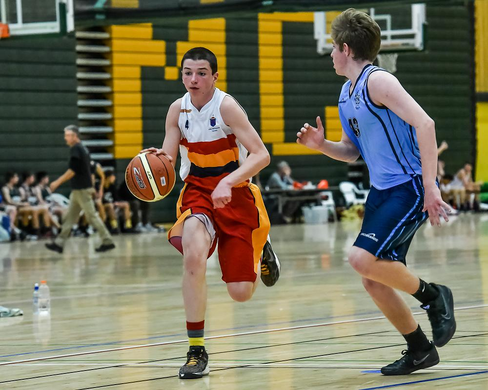 NZSS Senior Basketball Tournament