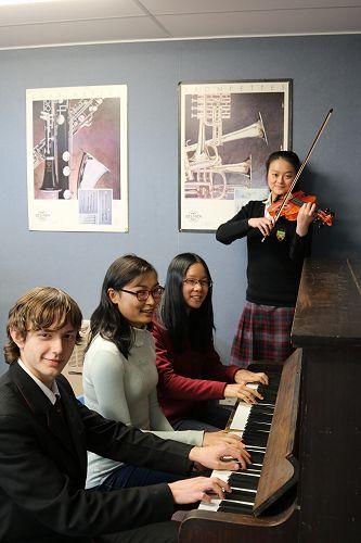 Chamber Music Prize Winners
