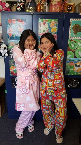 Pyjama day was so popular! We supported the fundraising day for the Kids Hearts Campaign.