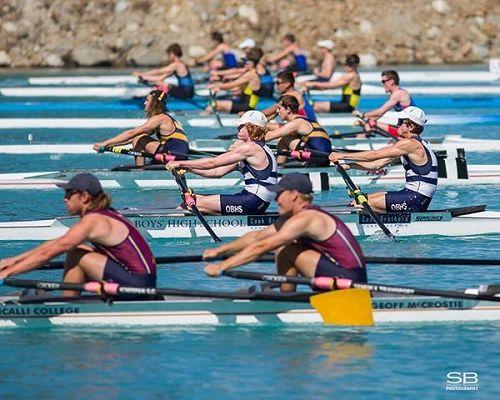 2019 South Island Secondary Schools Rowing Champio