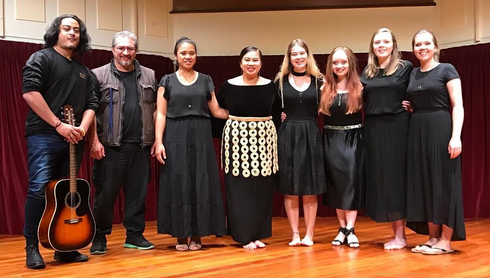 Maori/Pasifika Concert - 13 May 2018