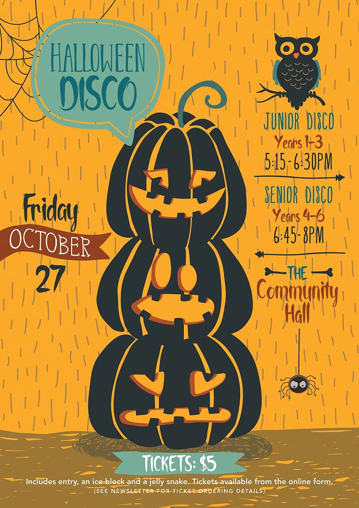 Halloween Disco.Halloween Disco Friday 27th October Order Your Tickets Here