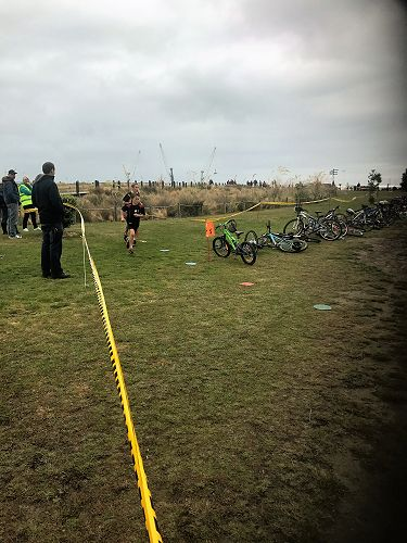 Year 7 & 8 Triathlon