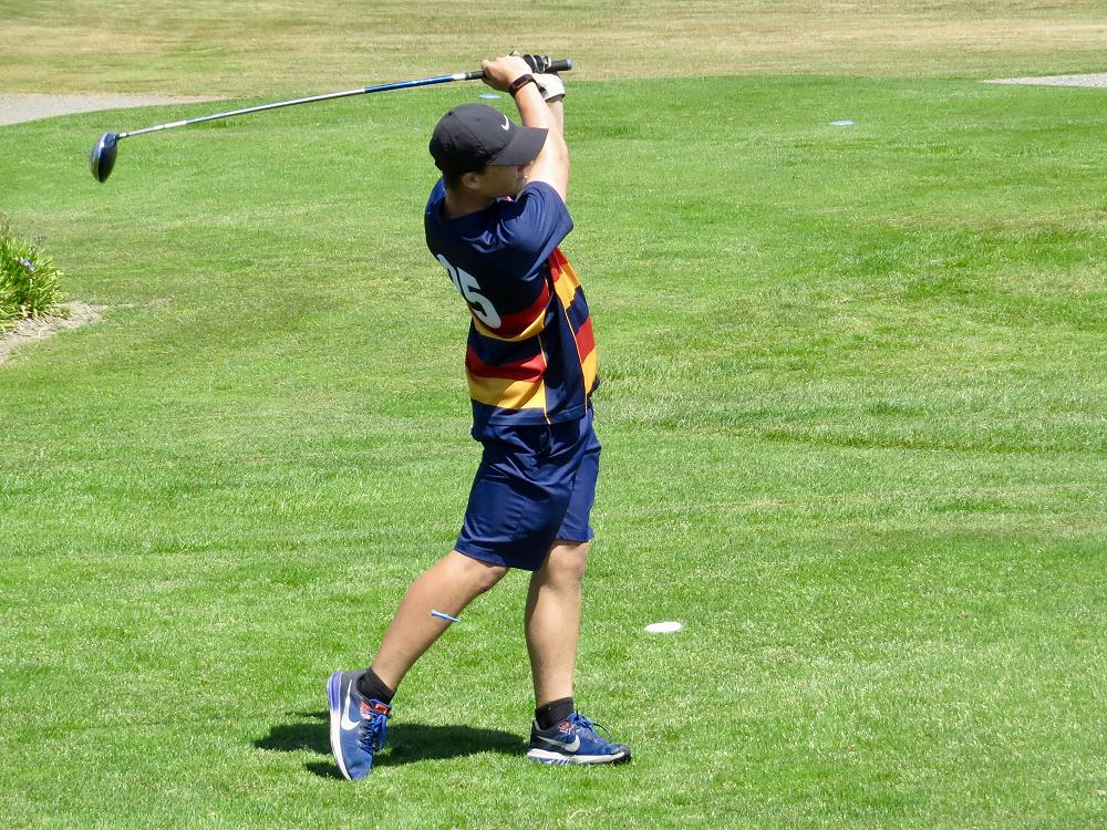 Golf in Timaru 2017