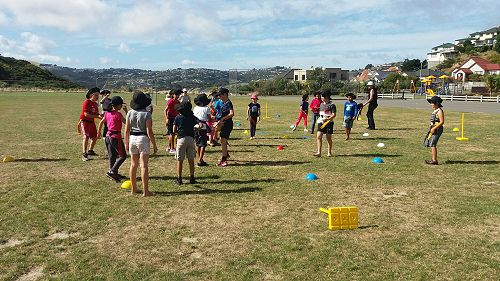 Noho Marae Day2 activities