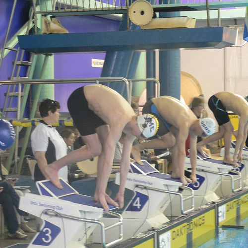 SISS Swimming Championships