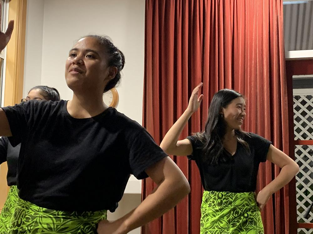 St Margaret's College Maori and Pasifika Group
