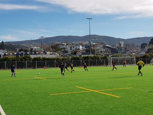 OBHS v WBHS Interschool - Football