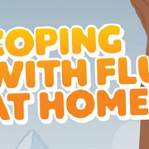 Coping with the Flu at home