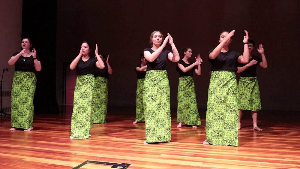 St Margaret's College Mori and Pasifika Performanc