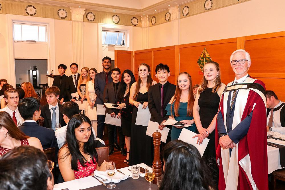 St Margaret's College Valedictory Dinner, 7 Octobe