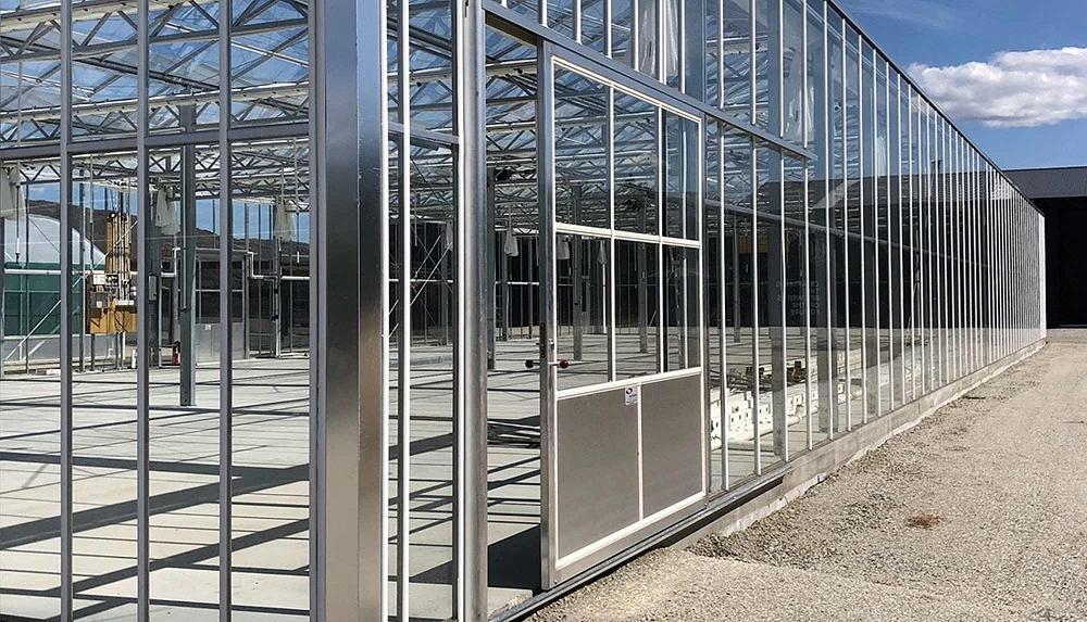 Otago Polytechnic Glasshouse