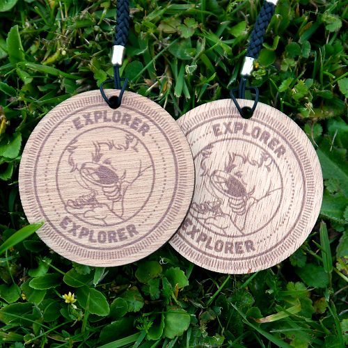 Kiwi Guardian Explorer medals sponsored by Toyota can be redeemed by attending events at this year's Wild Dunedin festival.