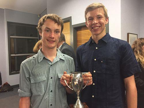 Dux Award Winners