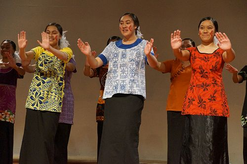 Pasifika Showcase