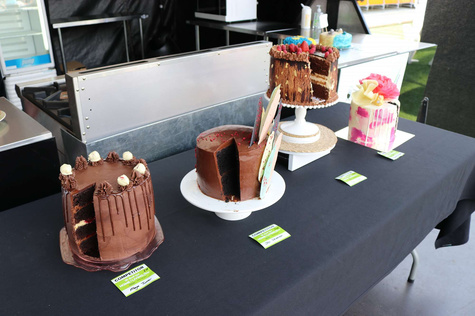 The Great Southern Cake-Off Winners