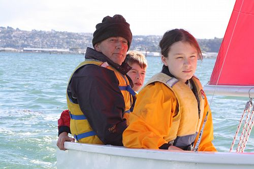 South Island Secondary Schools Sunburst Regatta & summer sailing season
