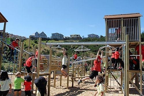 Playground action