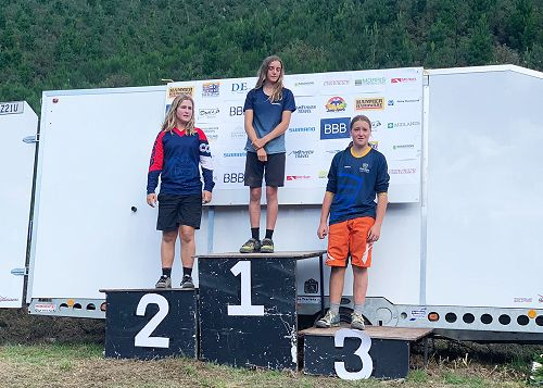 South Island Secondary Schools' Mountain Bike Champs