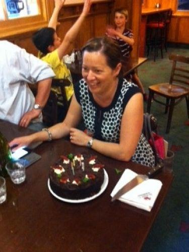 Happy Birthday Ms Williams!