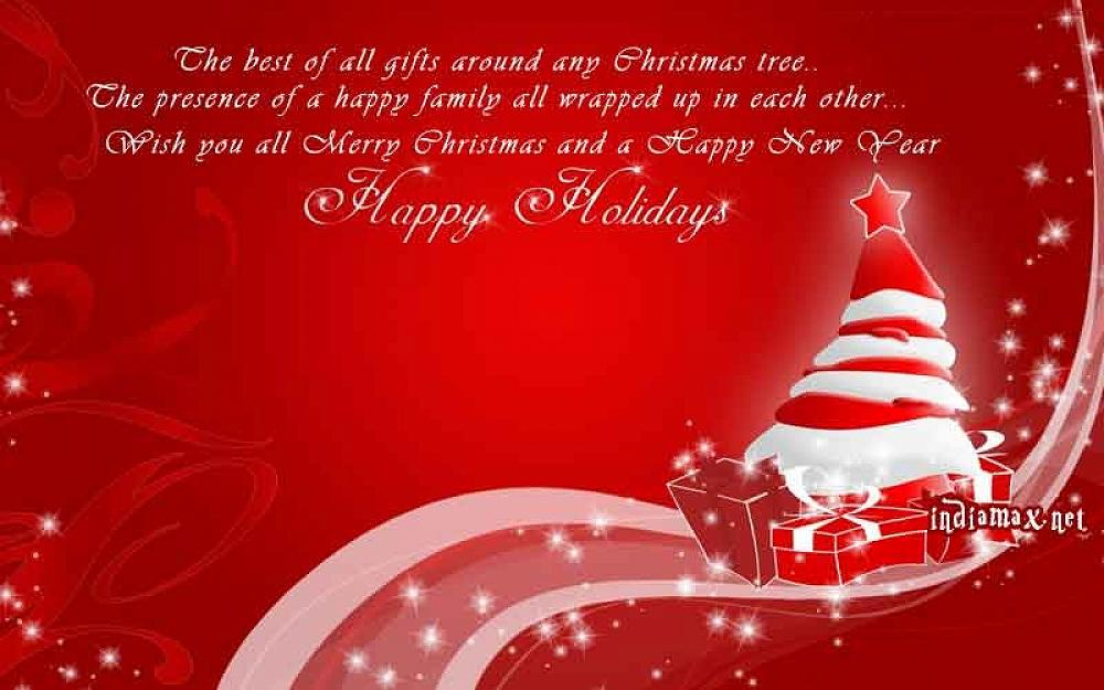 Merry christmas for all the wishes for the holidays