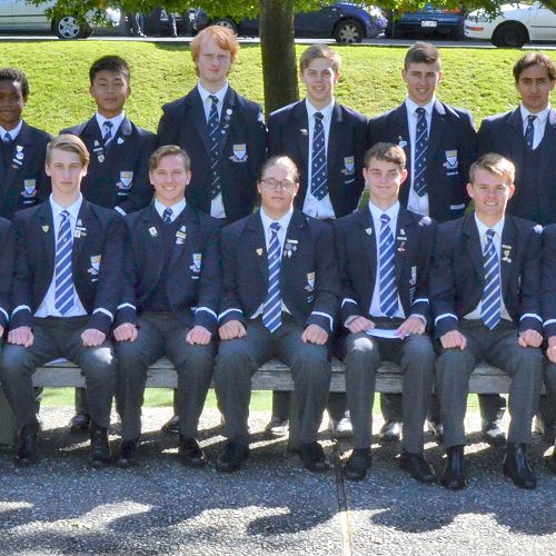 2016 Level 1 NCEA Silver Centurions