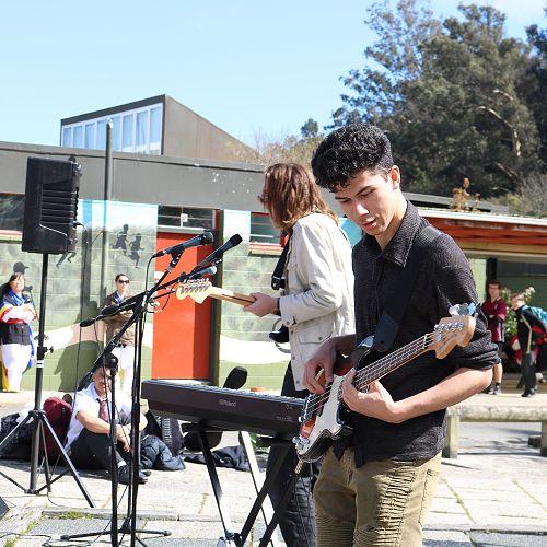 Outdoor Music Concert