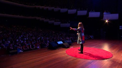 Courage under fire | Rabia Siddique | TEDxPerth