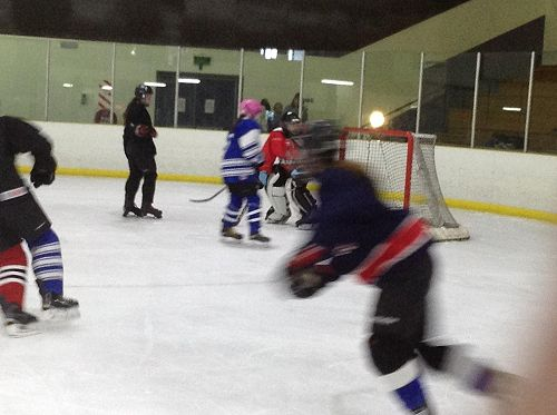 2016 IIHF Have A Go Day Auckland 3