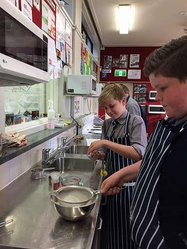 Year 9 Catering