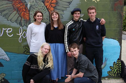 Best School Film Team in Otago