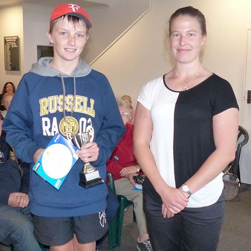 Tennis Otago  2015/16 Prize-giving and Player Awards