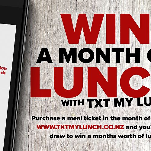 Champion Tuckshops Win a Month of Lunch