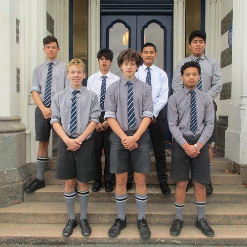 Otago Under 17 Volleyball representatives
