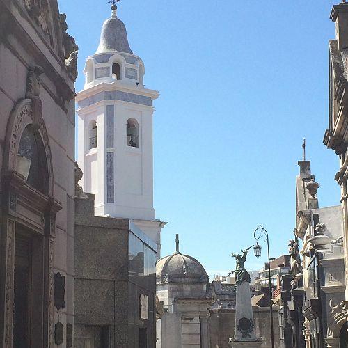 Recoleta Cemetery, Buenos Aries