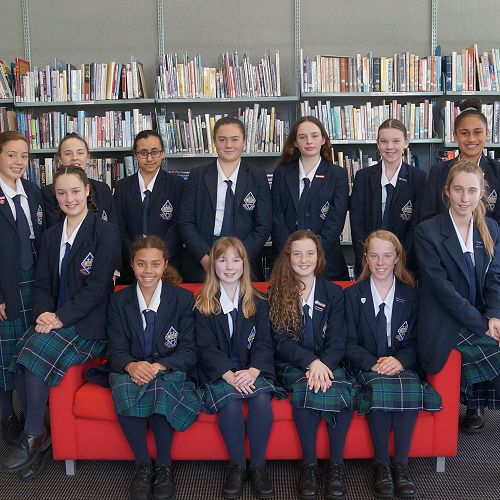 Year 9 Scholarship winners 2019