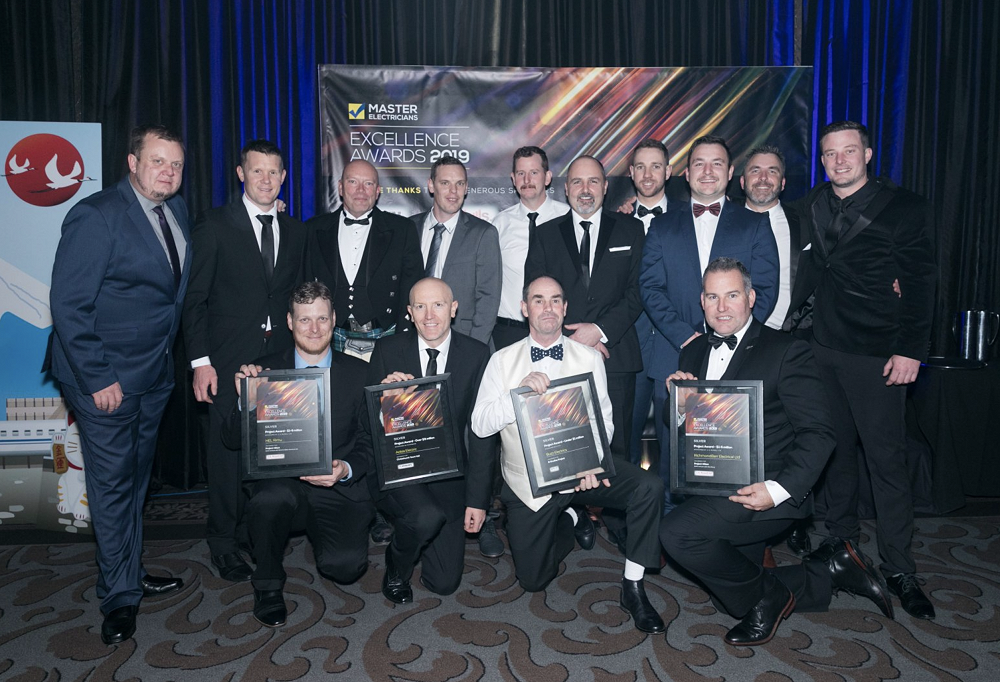All of the Aotea Group award winners
