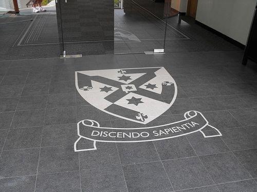 Aquinas College Ceramic Statement Tiles