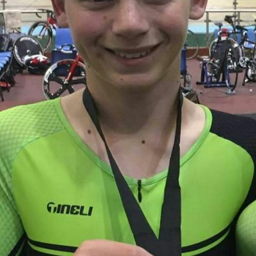 Jaxson Whyte - National Age Group Track Cycling Championships: 4 National Titles!