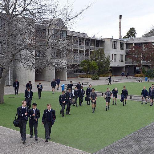 Otago Boys' Campus