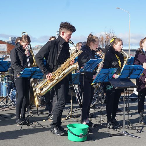 Jazz Band Trip