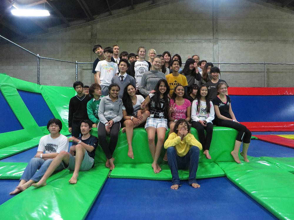 Students at LEAP