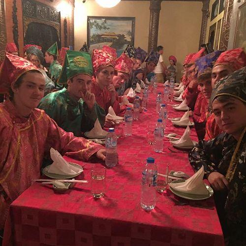 Imperial Dinner